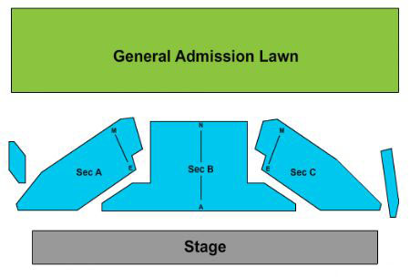 Lifestyle Communities Pavilion Seating Chart 1